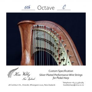 Custom Wire Strings Insert